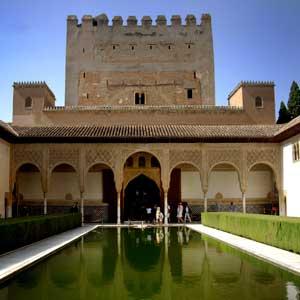 Ruta Almería-Granada-La Alhambra