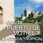 Visita Guiada Alhambra con Ingressi e Guida Turistica - Partenza da Herradura, Almuñécar, Salobreña e Motril