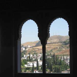 Alhambra Tour with Tickets and Expert Guide from Malaga Harbour