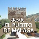 Visita Guiada Alhambra con Ingressi e Guida Turistica - Partenza dal Porto di Malaga