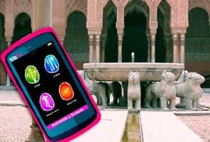 Alhambra Besichtigung mit Eintrittskarten, Führung und Transport + GPS Tourist Navigator