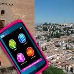 Alhambra Tickets + GPS Tourist Navigator