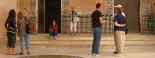 Alhambra Tour for Groups