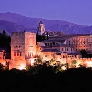 Visite Guidée Alhambra Nuit - Sans Transport