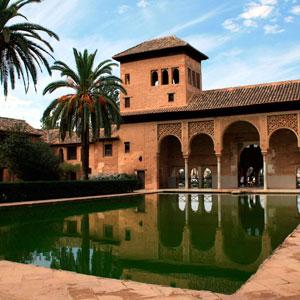 Ingresso Alhambra di Granada nel pomeriggio: Biglietti d'Entrata e Guida Turistica Ufficiale