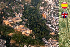 Alhambra Pomeriggio: Biglietti e Guida Turistica – Senza Trasporto