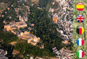 Alhambra Sale: Last Minute Tickets with Guided Tour