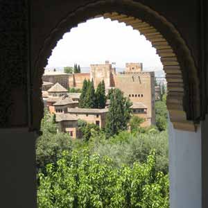 Alhambra Tour with Tickets and Expert Guide from Herradura, Almunecar, Salobrena and Motril