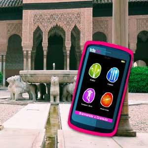 Ingressi per l'Alhambra di Granada: Biglietti d'Entrata e Guida Turistica +AudioguidaNavigatore Turistico