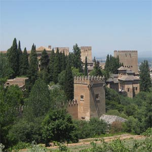 DERNIERE MINUTE Alhambra Tour - sans transport