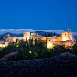 Die Alhambra Granada mit Eintrittskarten, Reiseleiter und lokaler Führung – OHNE Transport