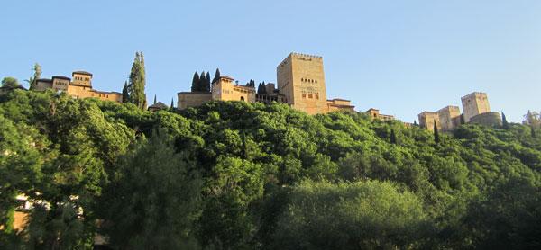 D´estate Alhambra è ancora più bella