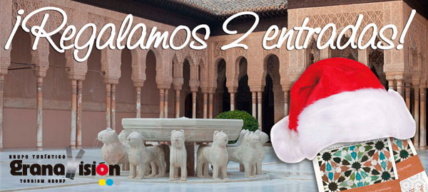 Sorteo Entradas Alhambra