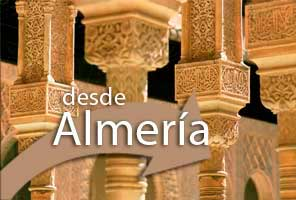 Almeria-Granada-Alhambra Route