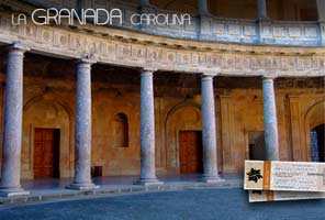 ALHAMBRA THEMED TOURS. The Alhambra and Caroline Granada
