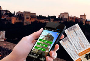 Audio guide for Granada and Alhambra + Alhambra Ticket (ABEND)
