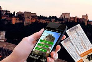 Audioguide de Grenade et de l'Alhambra + Billets Alhambra (APRES-MIDI)