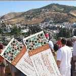 Alhambra Tickets with Private Guide for Groups