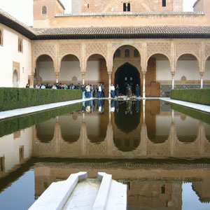 Alhambra Sale: Tickets in Advance with Guide and Transport (AFTERNOON)