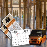 Early Bird Special: Alhambra Tours (AFTERNOON)