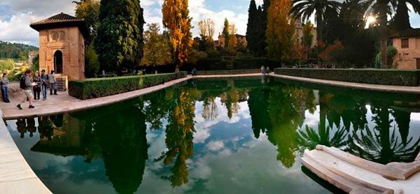 Decouvrir Alhambra Grenade