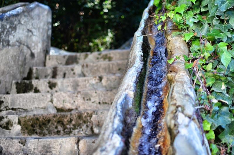 Escalier des eaux